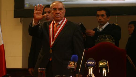 EN LA MIRA. Los vocales de la Sala Villa Stein podrían ser sancionados por favorecer a grupo Colina. (Perú21)