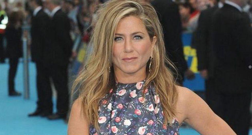 Jennifer Aniston se sinceró y habló sobre la complicada y tensa relación que tuvo con madre, Nancy Dow(Foto:EFE)