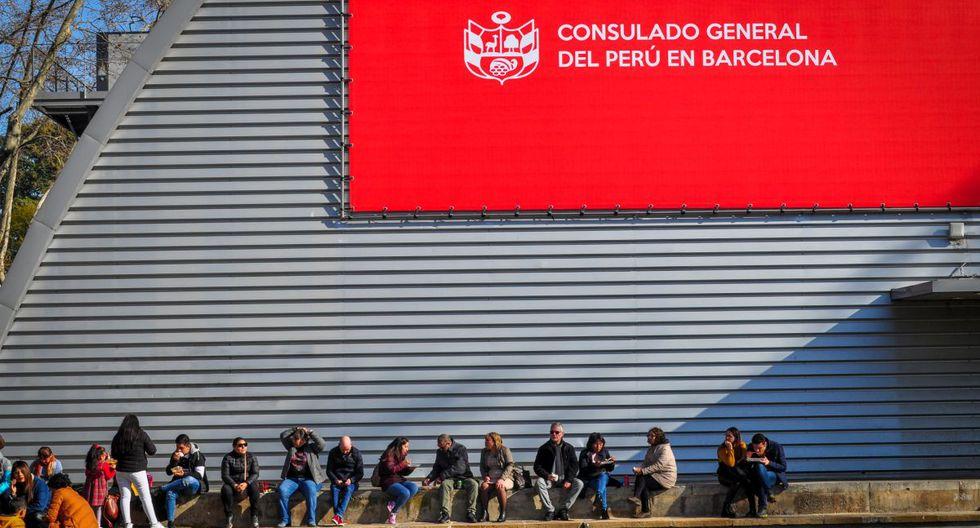 186 mesas han sido habilitadas en Barcelona. (Foto: Asli Yarimoglu)