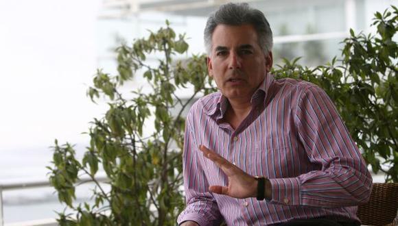 Alvaro Vargas Llosa hace un llamado a los electores a no votar en blanco ni viciar su voto. (@photo.gec)