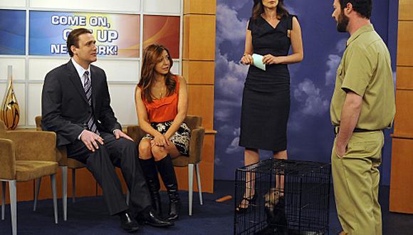 """¿Marshall fue robado por un mono realmente en """"How I Met Your Mother""""? (Foto: CBS)"""