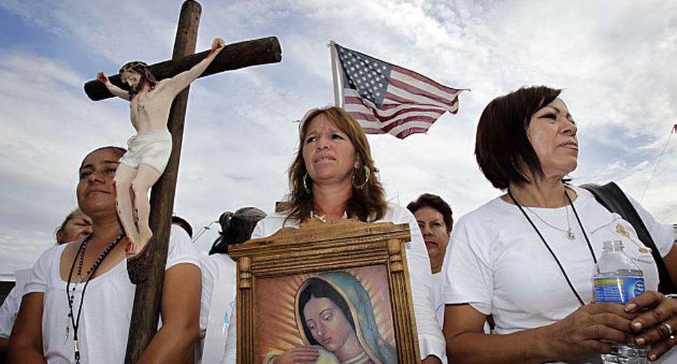 Arizona sigue en los titulares por sus medidas contra la inmigración hispana. (AP)