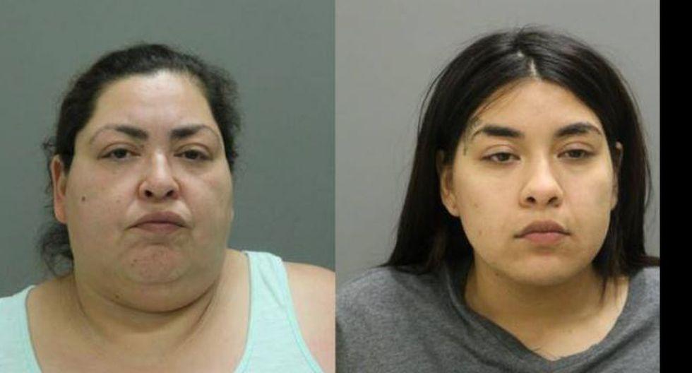 Mujer que arrancó bebé del vientre a latina llegó a hospital ensangrentada y médicos no alertaron a Policía. (Facebook)