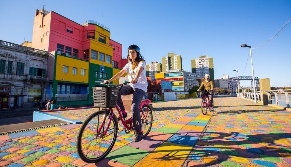 Buenos Aires, una ciudad para disfrutar en familia. (Foto: Difusión)