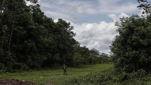 Ayacucho: Muerte de capitán eleva a tres la cifra de muertos por explosión de minas terroristas (Foto referencial: César Campos)