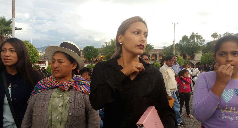 Arlette Contreras (Elias TG)