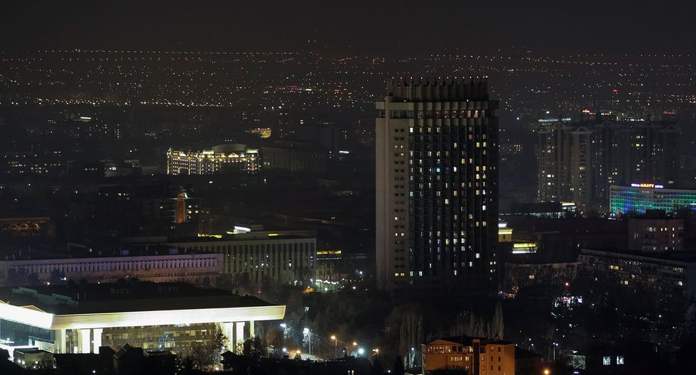 14. Hora del Planeta en Kazajistán (Foto: Reuters)