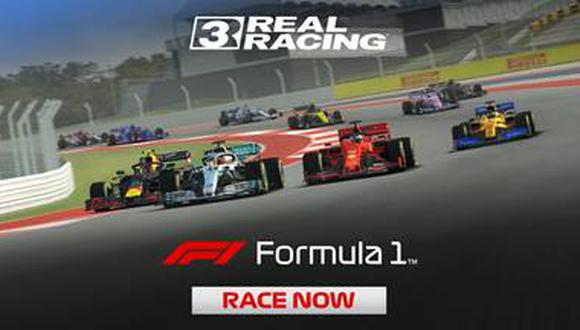 'Real Racing 3' se encuentra disponible para Android e iOS.