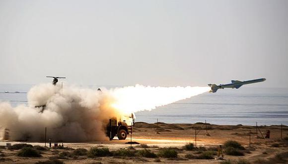 Irán dijo estar preparado ante eventual bloqueo de EEUU en el Golfo Pérsico. (Reuters)