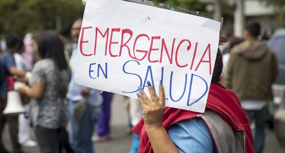 Las bonificaciones pagadas a los empleados del sector salud se ubican entre 9 y 28 millones de bolívares. (Foto: EFE)