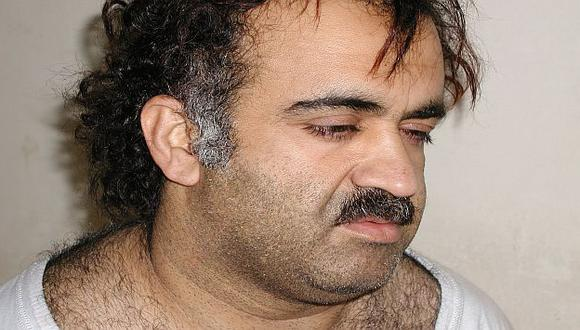 Jaled Cheij Mohammed durante su arresto. (Reuters)