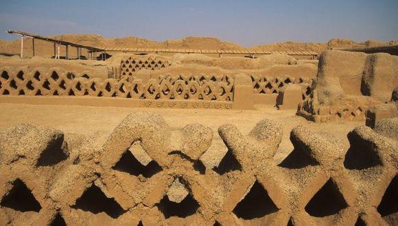 Chan Chan dejaría de ser Patrimonio Cultural de la Humanidad. (USI)
