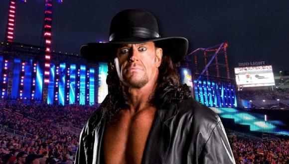 ¿Es el fin de The Undertaker? (Composición)