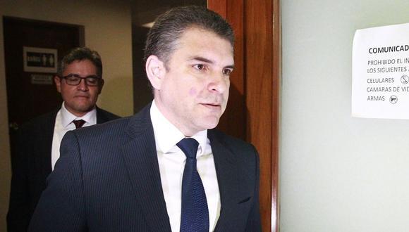 Rafael Vela Barba aseguró que los abogados del caso Keiko Fujimori pidieron interrogar a exdirectivos de Odebrecht. (Foto: Andina)