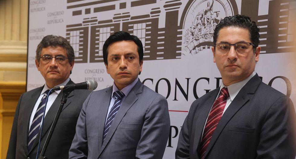 """Los integrantes de Contigo consideraron que el diálogo es una """"propuesta tardía""""(Foto: Difusión)"""