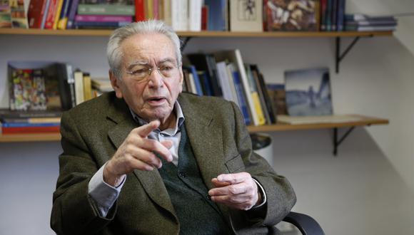 Personalidades lamentan partida del destacado sociólogo Julio Cotler. (Perú21)