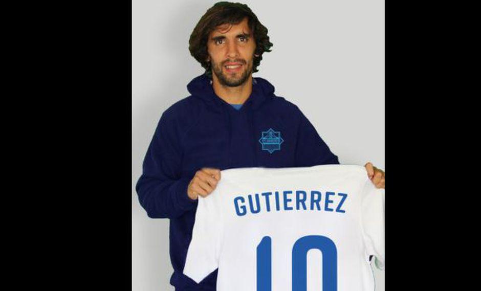 Juan Diego Gutiérrez tendrá su tercera experiencia internacional en el extranjero. (Foto: HFX Wanderers)