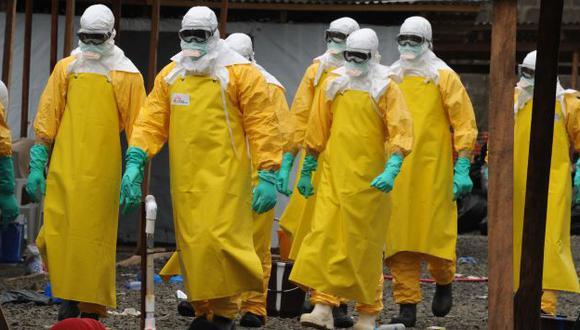 Estados Unidos probará por primera vez vacuna contra ébola en humanos. (AFP)