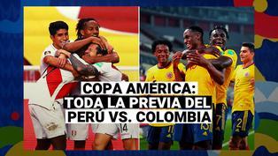 Perú vs. Colombia: Mira la previa del segundo partido de la selección peruana en la Copa América 2021