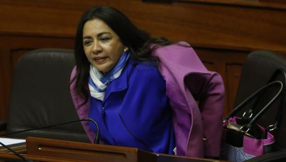 Marisol Espinoza pide a Contraloría intervenir en contrato sobre el Lote 192. (Perú21)