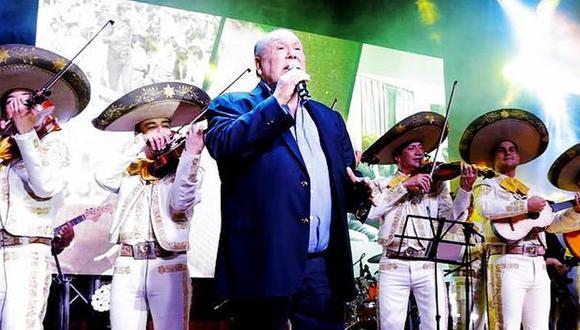 Leo Dan canta junto a Carlos Rivera, Diego Verdaguer y Natalia Jiménez en su nuevo disco. (Foto: Instagram)