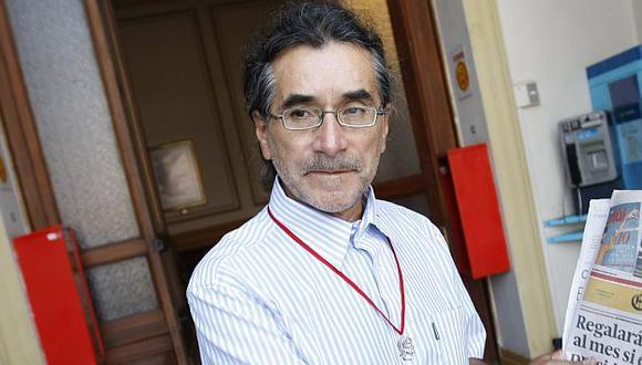 Áncash: Declaran improcedente solicitud de rehabilitación de Waldo Ríos. (Luis Gonzales/Perú21)