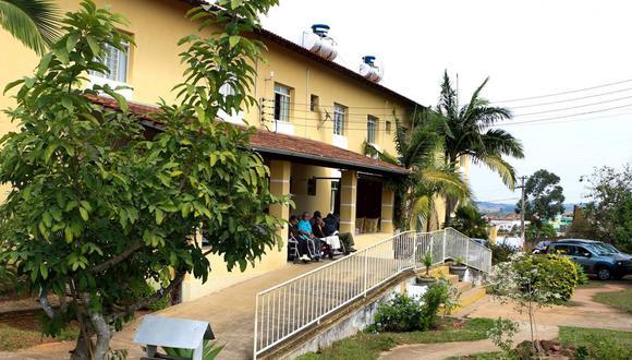 El brote de coronavirus fue registrado la semana pasada en la Casa del Abuelo, en Lavras, municipio en el estado de Minas Gerais. (Foto: Casa do Vovô)