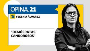 """Yesenia Álvarez: """"Demócratas candorosos"""""""