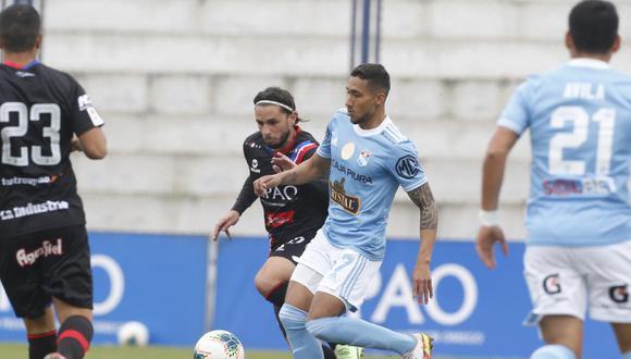 Roberto Mosquera también le dio mérito al rival porque aprovecharon las chances que tuvieron. (Foto: Liga 1)