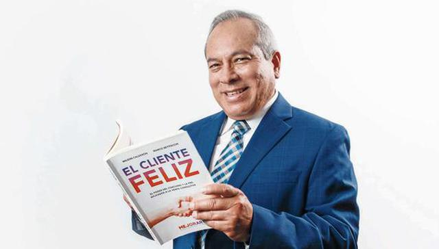 Wilson Calderón, ingeniero y coach