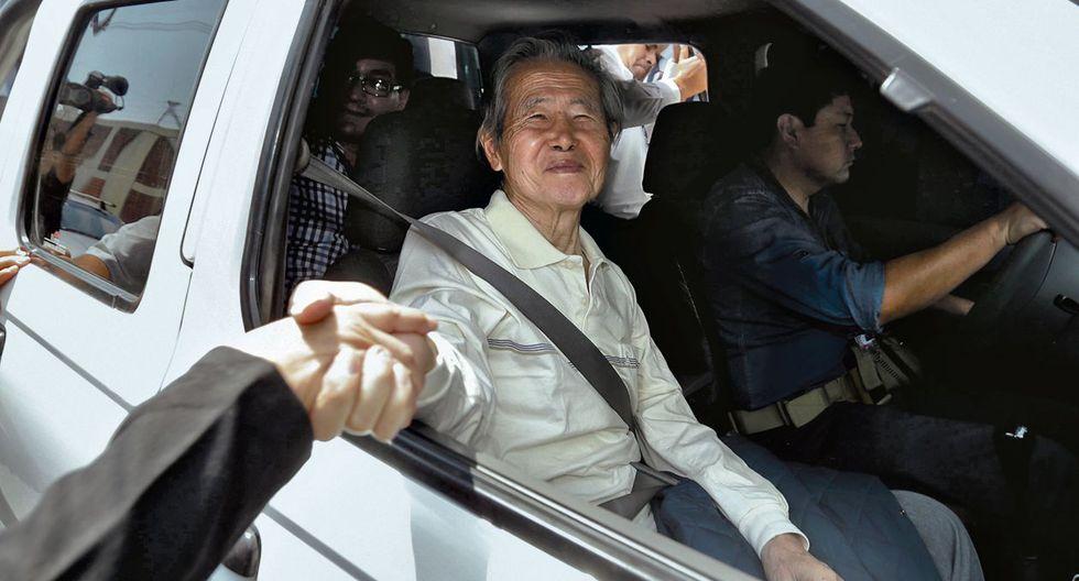 En veremos. El indulto humanitario al ex presidente Alberto Fujimori todavía está en cuestión. (USI)