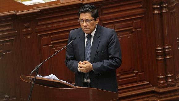Vicente Zeballos recordó que Francisco Petrozzi tenía la potestad legal de retirar a Hugo Coya del cargo. (Foto: GEC)