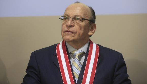 Alista informe sobre Toledo. (Perú21)