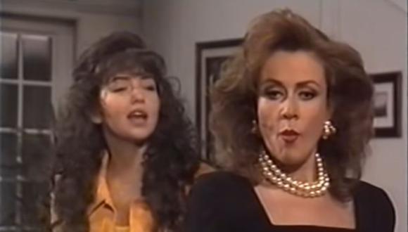 """""""María Mercedes"""" es una telenovela mexicana que fue emitida por El Canal de las Estrellas, entre el 14 de septiembre de 1992 y el 5 de enero de 1993 (Foto: Televisa)"""