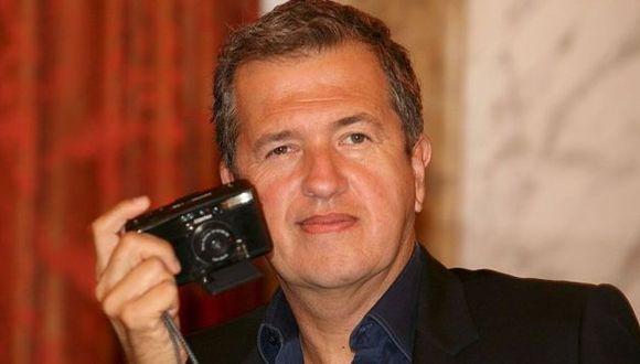 Mario testino presentó el libro 'Setenta y siete Artistas Peruanos Contemporáneos'.