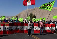 Arequipa: Sentencian a dirigentes de Valle del Tambo por delitos de extorsión y disturbios en protestas contra Tía María