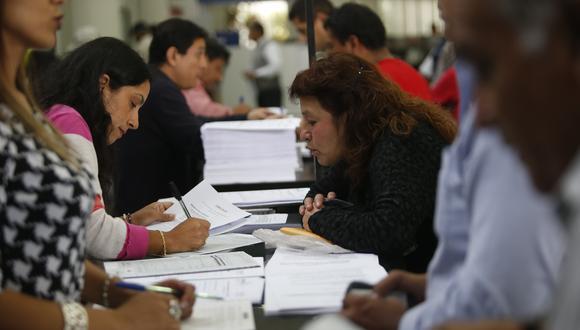 La atención en línea de Sunarp podrá atender trámites con la reactivación de notarías (GEC).