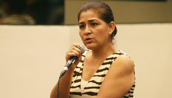 Nancy Obregón también enfrenta proceso por nexos con el narcoterrorismo. (USI)