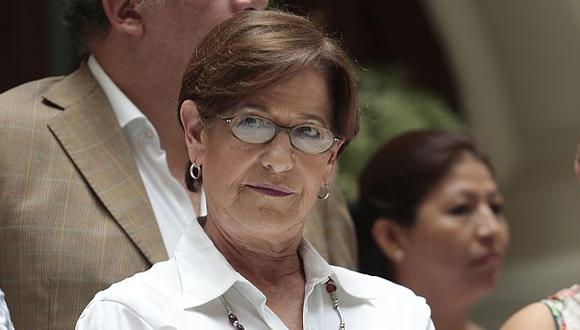 Susana Villarán afina plan reeleccionista. (Martín Pauca)