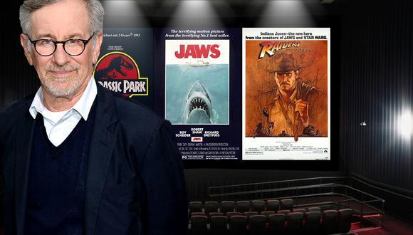Steven Spielberg será productor en la esperada película 'Jurassic World'.