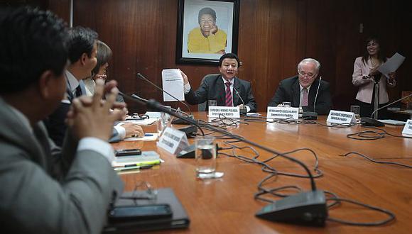 Caso López Meneses: Remitirán al Parlamento copias de visitas a exoperador. (Martín Pauca)