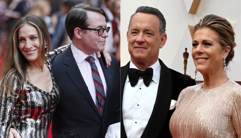 Conoce a las celebridades de Hollywood que se mantienen juntos con el pasar de los años. (Foto: AFP)
