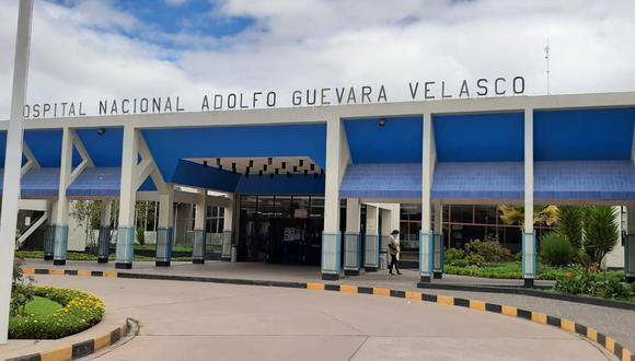 Cusco: Hospital Adolfo Guevara Velasco adquirirá un lote de 30 mil pruebas antigénicas para la detección oportuna de pacientes con coronavirus. (Foto: Essalud)