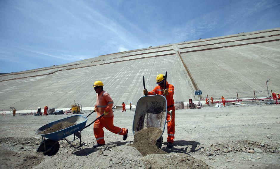 La subasta de los terrenos de Chavimochic se dará en las instalaciones de ProInversión. (Foto: GEC)