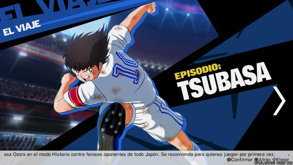 Captain Tsubasa: Rise of New Champions llega a PS4, Nintendo Switch y PC.
