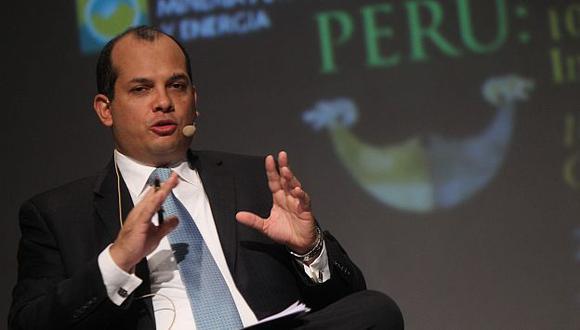 Castilla señaló que Perú es un país productor polimetálico. (Andina)