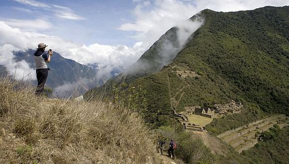 Las obras para mejorar el acceso aChoquequirao busca impulsar la visita de turistas a estemonumento arqueológico. (Foto: GEC)