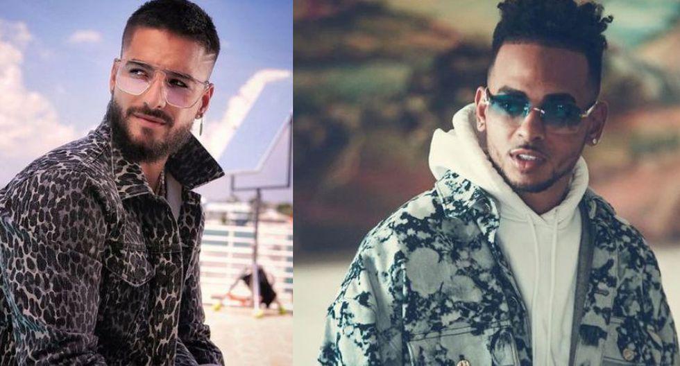 Muchos cantantes de música urbana han tenido que realizar un cambio radical en su imagen personal para un beneficio comercial. (Foto: Instagram)