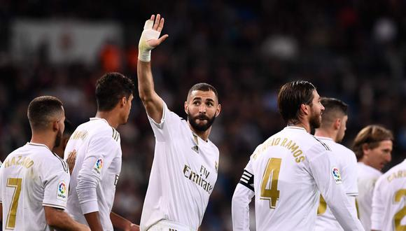 Real Madrid vs. Real Betis: chocan en el Bernabéu por LaLiga Santander. (Foto: Agencias)