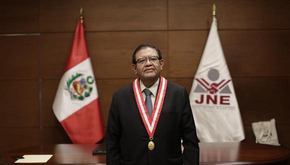 JNE entregó credenciales a congresista electos 2021-2026. (Foto: El Comercio)